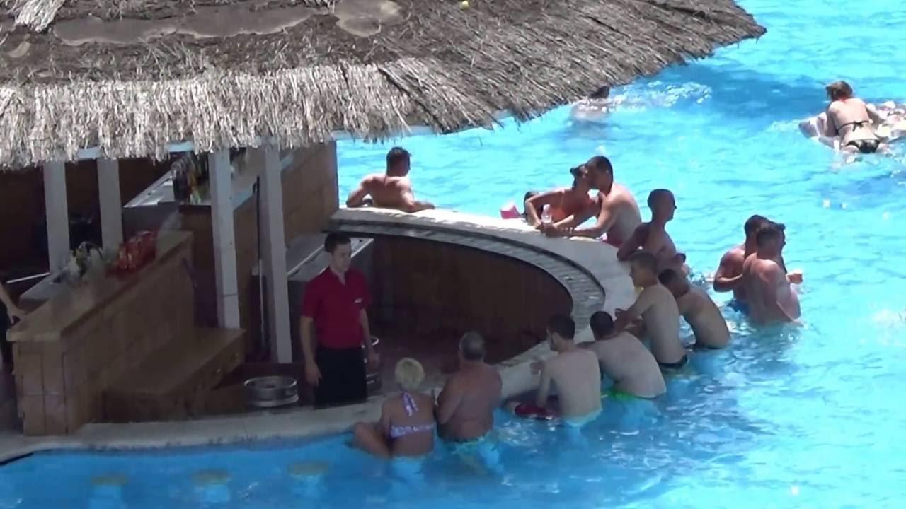 Evenia Olympic Suites Hotel Lloret De Mar