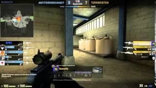 Counter-Strike: Global Offensive #1 Burn them Down!