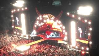 AC/DC: Highway to Hell 8/22/15 Gillette Stadium, Foxboro MA