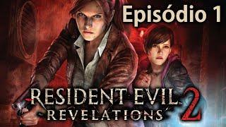 Resident Evil Revelations 2 - Episódio 1: Colônia Penal [ 60FPS Playstation 4 - Legendado em PT-BR ]