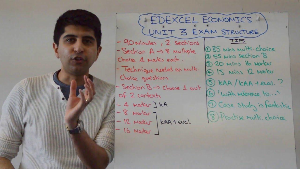economics unit 3 economies of