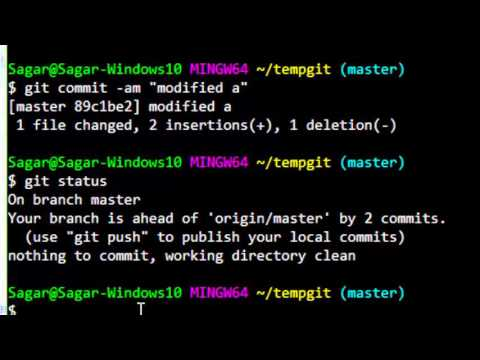 How To Update Branch From Master In Git