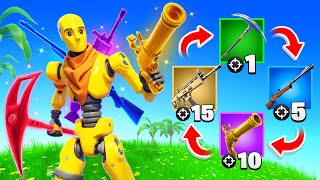 NEW *MYTHIC* Gun Game!