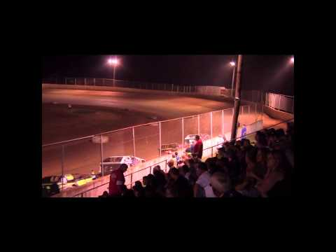 Twin Cities Raceway: 8-17-13: Trent Green Racing