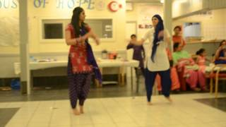Kanak di Rakhi punjabi dance performance 2015 Sweden