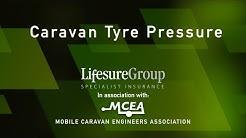 Lifesure - How to check your caravan tyre pressure