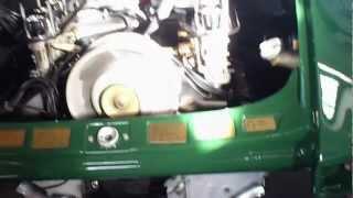 1967 Porsche 911 SWB First engine run
