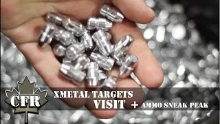 Xmetal Targets - Visit and Ammunition Sneak Peak