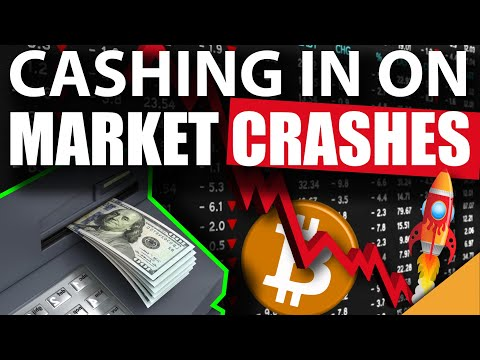 Taking Advantage of BIG MARKET CRASHES As a Crypto Investor