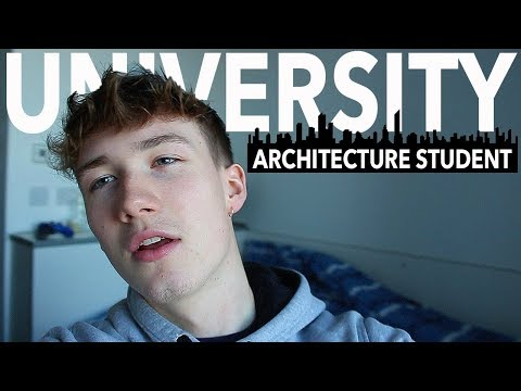 A DAY IN THE LIFE OF AN ARCHITECTURE STUDENT