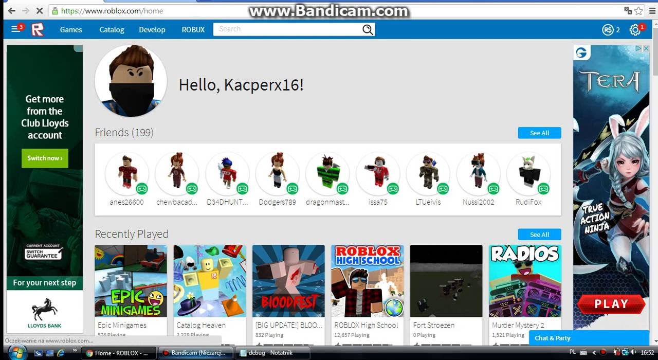 How to get free robux roblox card no joke 2016 - YouTube