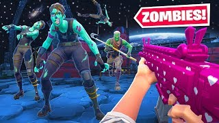 Infected Fortnite Zombie Hide and Seek on the Moon