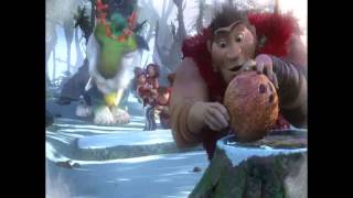 The Croods  2013  - Семейка Крудс, новогодний трейлер
