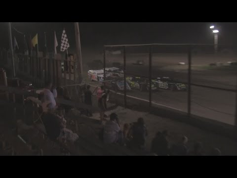 Kankakee County Speedway l UMP Modified A-Main l 7.18.14