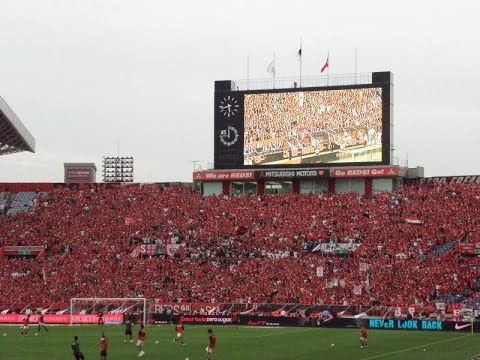 Urawa Reds supporter of 2010 浦和レッズ 歌え浦和を愛するなら 2010年版