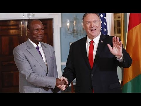 US worried over Guinea's referendum vote, questions fairness of process