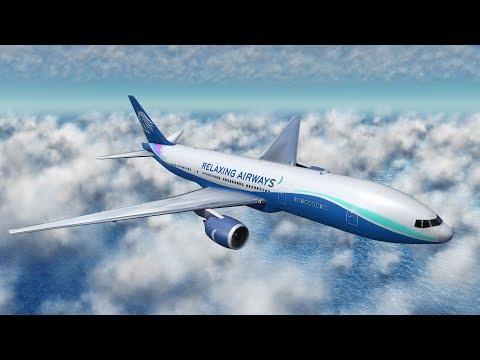 Airplane Sleep Sounds White Noise   Jetliner Plane Flight for Sleeping, Relaxation   10 Hours