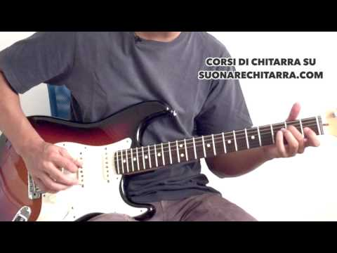 Canzoni Facili: Californication, Red Hot Chili Peppers, Tutorial Chitarra