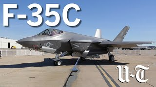 Miramar welcomes first carrier-capable F-35Cs in Marine Corps