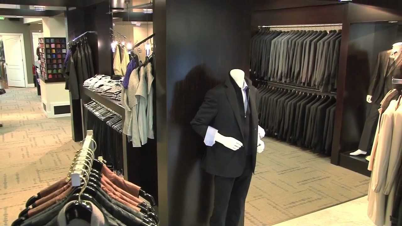 NEW! TESSUTO MENSWEAR Men's Clothing Stores, Somerville NJ ...