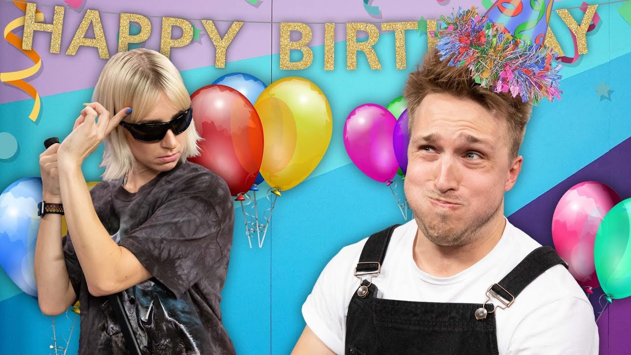 Try Not To Laugh #78 - Shayne's Birthday!