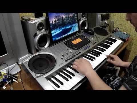 Инструментал CASIO CTK-671
