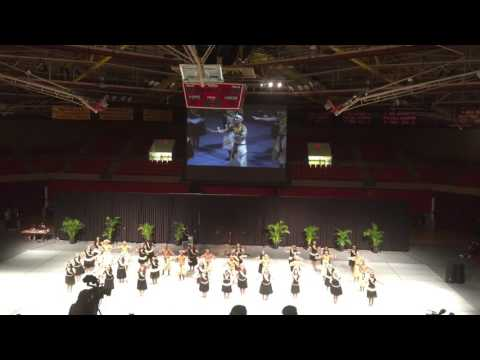 BYU Hawaii Culture Night 2017: Kiribati