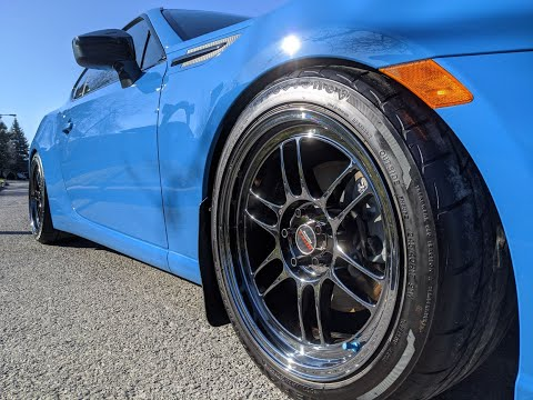 Subaru BRZ - Full Detailing and ceramic coating