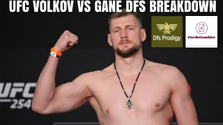 UFC Fight Night DFS Breakdown!