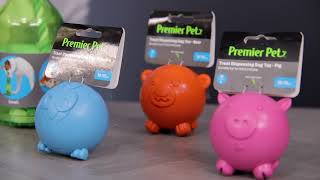 Premier Pet Treat Dispensing Quick Overview