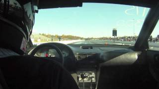 evans tuning race car crashes after 8 98 167mph on 67mm borg warner turbo