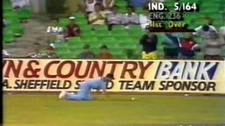 1992 WORLD CUP ENG VS IND HEARTBREAK2 !!