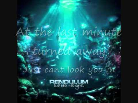 Pendulum encoder with lyrics