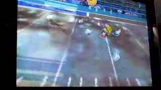 Games Convention 2007 - Rayman Raving Rabbids 2 Gameplay