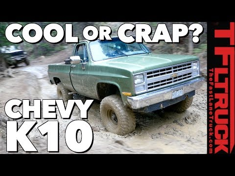 Is The Chevy K10 Square Body Pickup Cool or Crap?