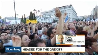 Marc Faber: Greece Cannot Pay Current Debt