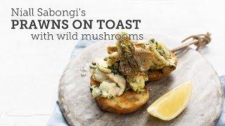 Niall Sabongi's Langoustines on Toast