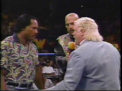 Harley Race Offends Ron Simmons like no Other!