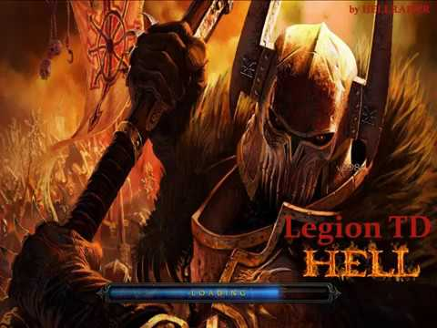 Warcraft 3: Legion TD Hell - Beating Level 30