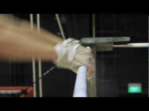 Andrei Kushneryk - High Bar Act Training
