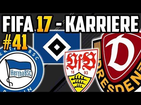 SCHALKE auf Platz 3, NOCH!! - FIFA 17  Dresden Karriere: Lets Play #41