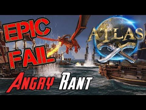 Atlas is a Buggy Deceptive Disaster! - Angry Rant