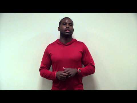 Training Tip From Ryan Wilkins