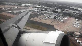 Biman Bangladesh DC-10 *FULL FLIGHT* Pleasure Flight Birmingham Airport - Last Passenger Flights