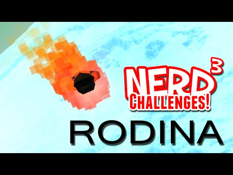 Nerd³ Challenges! Catch That Ship! - Rodina