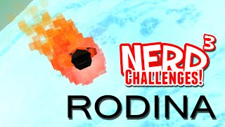 Nerd³ Challenges! Catch That Ship! - Rodina