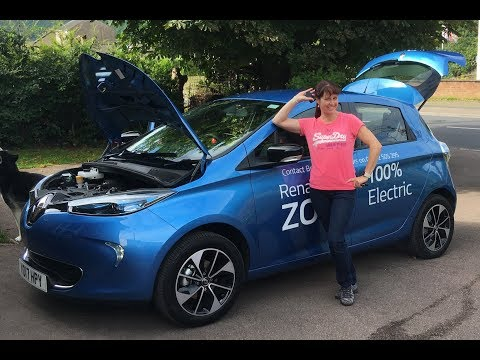 Renault Zoe ZE 40 - Rural Leaf Episode 109