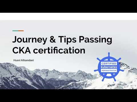 Jk8s] Husni Alhamdani (ECnet) - Experiencing Certified