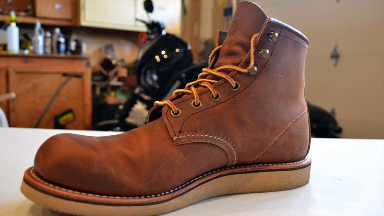 Red Wing Men's Rover Plain Toe Boot e7faVEvYgl
