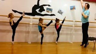 Занятия хореографией у малышей ХГ (RG)(, 2016-04-04T17:22:01.000Z)